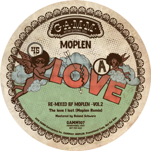 Moplen/REMIXED BY MOPLEN VOL. 2 12""
