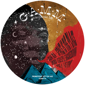 """SMBD vs Sun Ra/SPACE IS THE PLACE 12"""""""