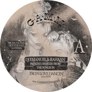 """DJ Emanuel & Rahaan/REMIXES FROM... 12"""""""