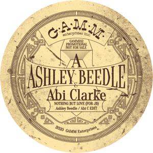 """Ashley Beedle & Abi Clarke/NOTHING.. 12"""""""