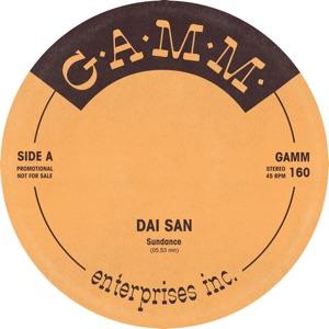 """Dai San/SUNDANCE EP 12"""""""
