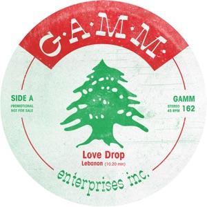 "Love Drop/LEBANON & LIBERATION 12"""