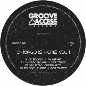 Various/CHICAGO IS HOME VOL 1 12""