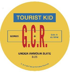 "Tourist Kid/UNDER ARMOUR SUITE 12"""