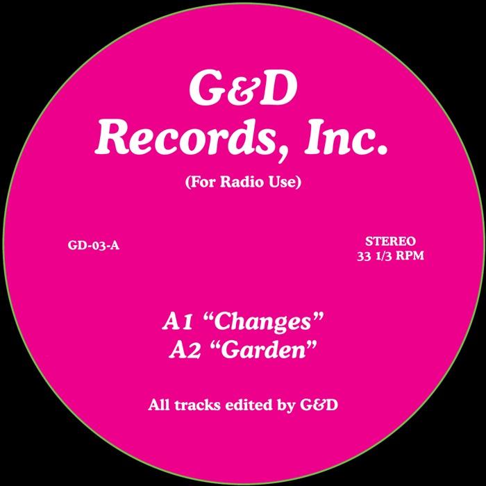 """G&D/G&D EDIT 3 12"""""""
