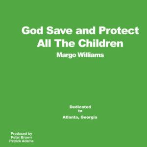 "Margo Williams/GOD SAVE... 12"""