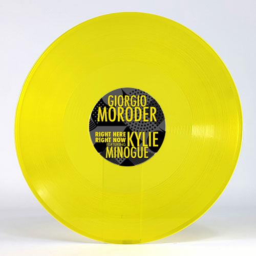 "Giorgio Moroder/RIGHT HERE-K.S. RMXS 12"""