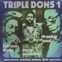 Various/TRIPLE DONS #1 (HORACE ANDY) CD