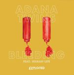 Adana Twins/BLEEDING (MARK E REMIX) 12""