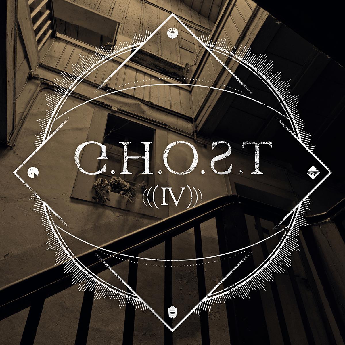 """G.H.O.S.T/IV 12"""""""