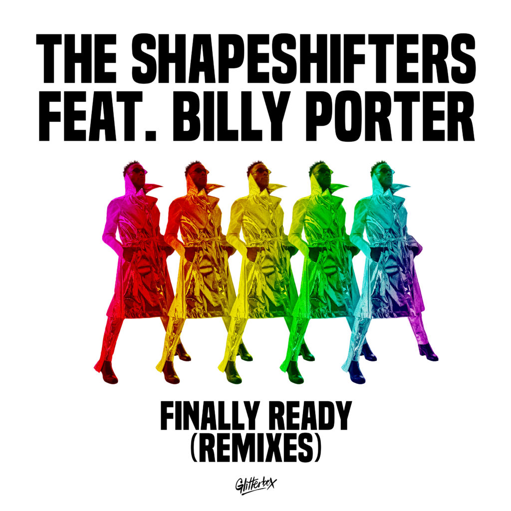 "Shapeshifters/FINALLY READY REMIXES D12"""