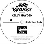 "Aldo Vanucci/SHAKE YOUR BODY 7"""
