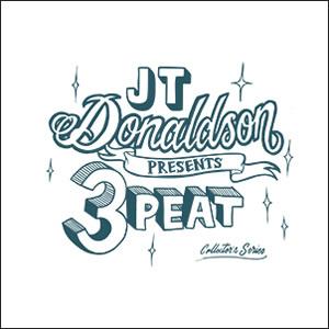 "JT Donaldson/3PEAT COLLECTORS VOL 2 12"""