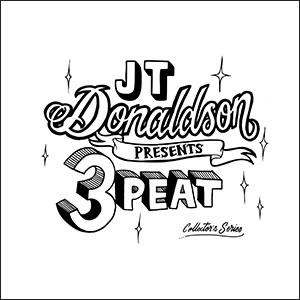 "JT Donaldson/3PEAT COLLECTORS VOL 3 12"""
