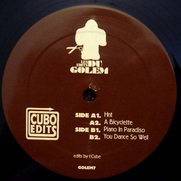 """I:Cube/LES EDITS DU GOLEM #7 12"""""""