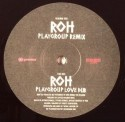 "Headman/ROH (PLAYGROUP REMIX) 12"""