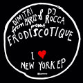 "Dimitri & DJ Rocca/ERODISCOTIQUE 12"""