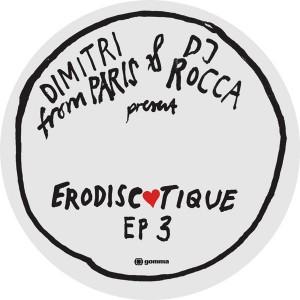 """Dimitri From Paris/ERODISCOTIQUE 3 12"""""""