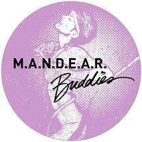"""M.A.N.D.E.A.R./BUDDIES - RADIO SLAVE 12"""""""