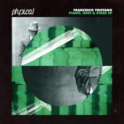 "Francesco Tristano/PIANO,HATS,STABS 12"""