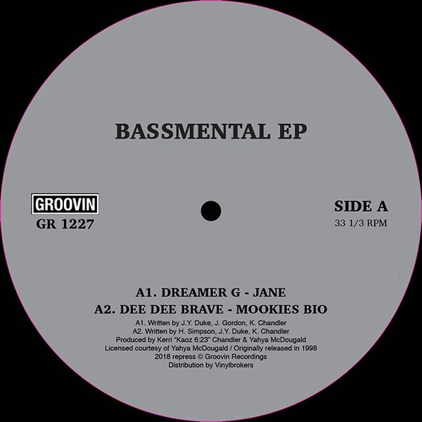 Various/BASSMENTAL EP 12""