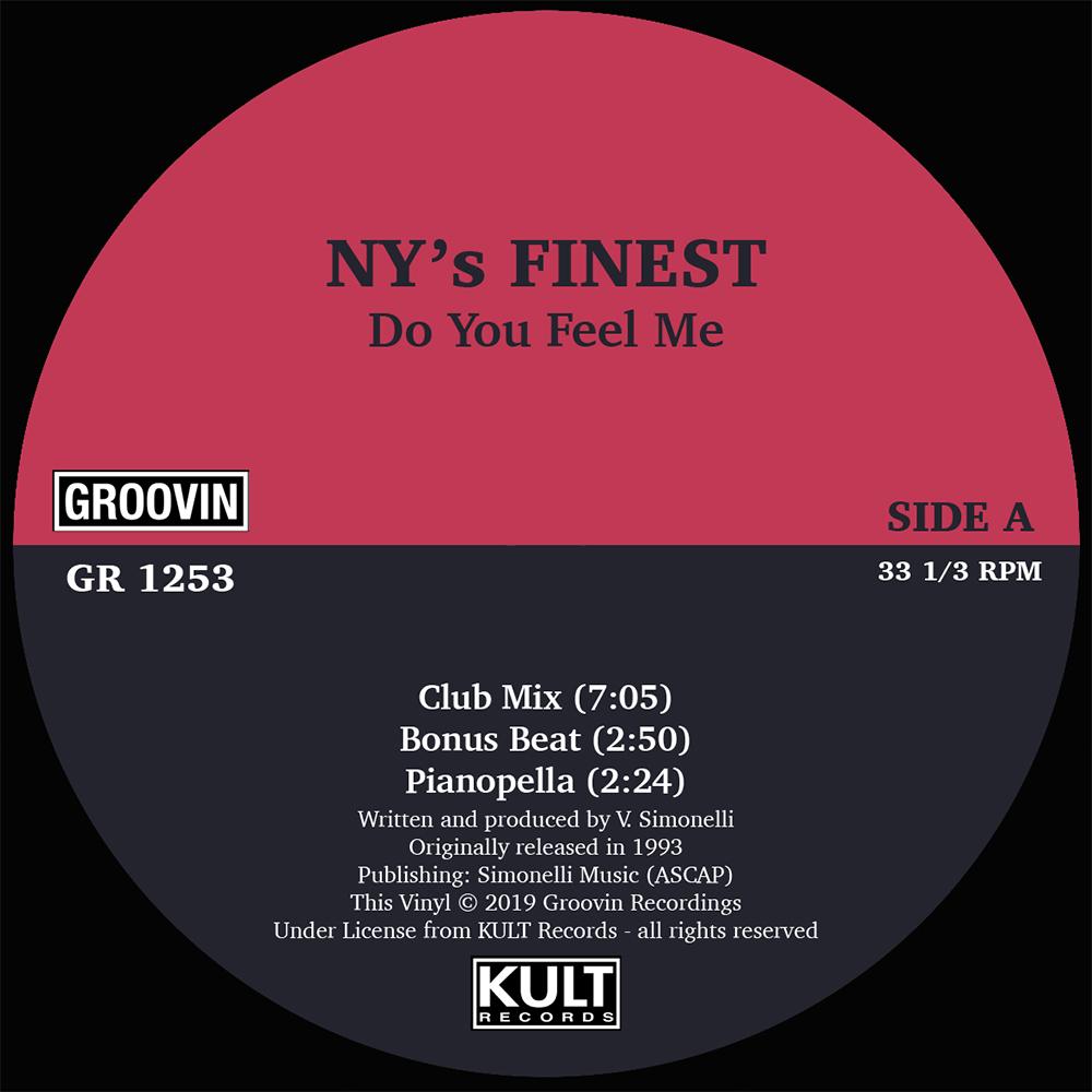"""N.Y.'s Finest/DO YO FEEL ME 12"""""""