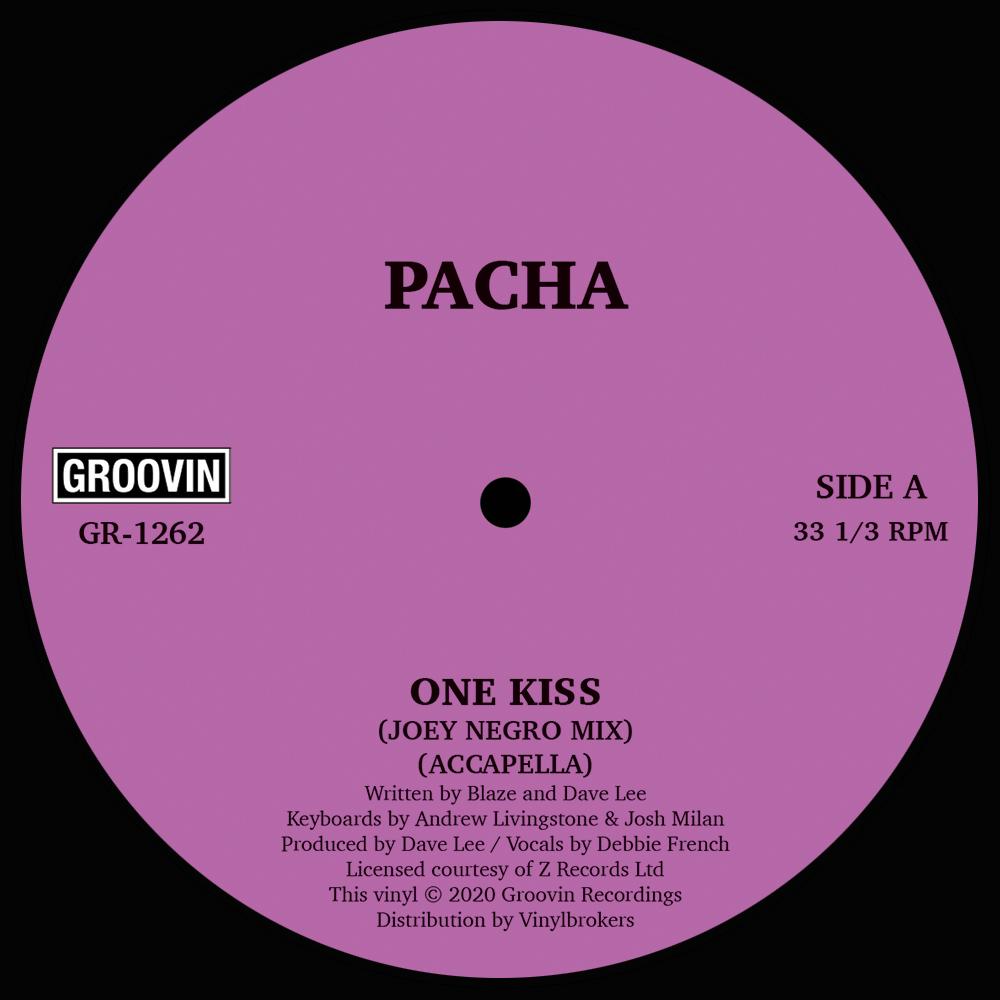 "Pacha/ONE KISS 12"""