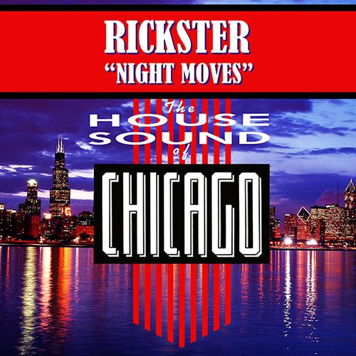 """Rickster/NIGHT MOVES 12"""""""