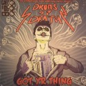 Drums Of Death/GOT YR THING 12""