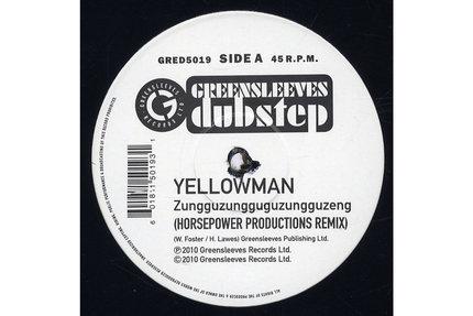 """Yellowman/ZUNGGUZUNG (HORSEPOWER RX) 12"""""""