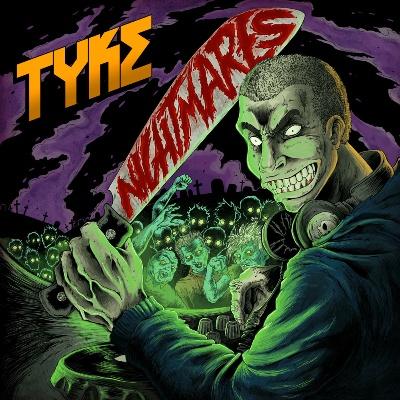 "Tyke/NIGHTMARTES EP D12"""