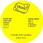 """Various/GRIMY EDITS VOL. 7  12"""""""