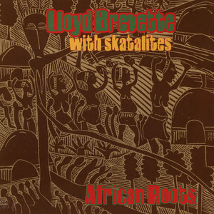 Skatalites & L Brevette/AFRICAN ROOTS LP