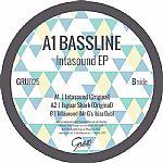 """A1 Bassline/INTASOUND (MR. G DUB) 12"""""""