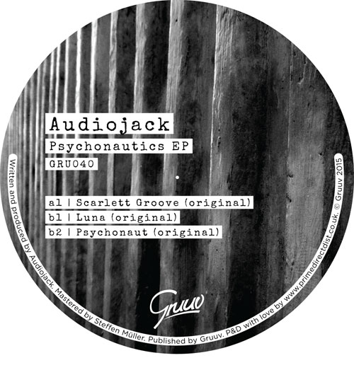 """Audiojack/PSYCHONAUTICS EP 12"""""""