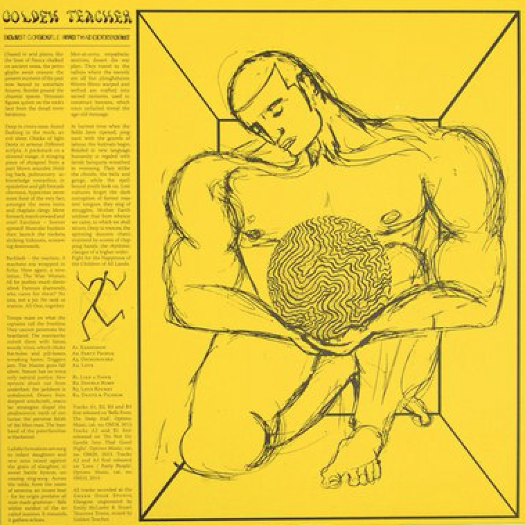 Golden Teacher/FIRST THREE EP'S LP + CD