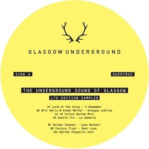 "Optimo/UNDERGROUND SOUND OF GLASGOW 12"""