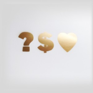 "Romanthony/WHAT $ LOVE REMIXES 12"""