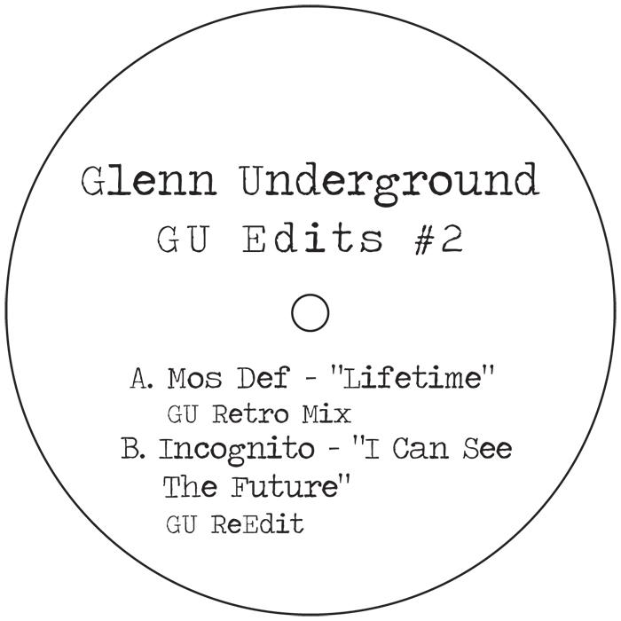 """Glenn Underground/GU EDITS #2 12"""""""