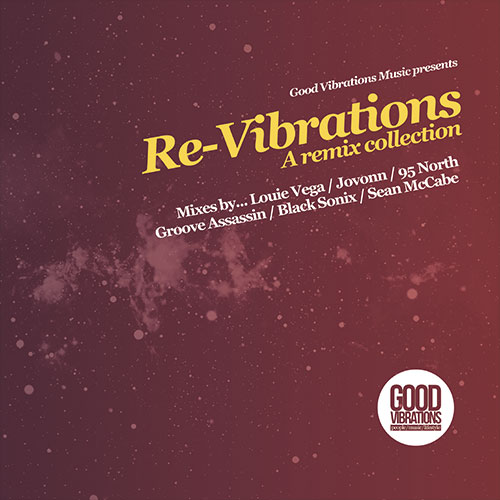 Various/RE-VIBRATIONS: REMIXES DLP