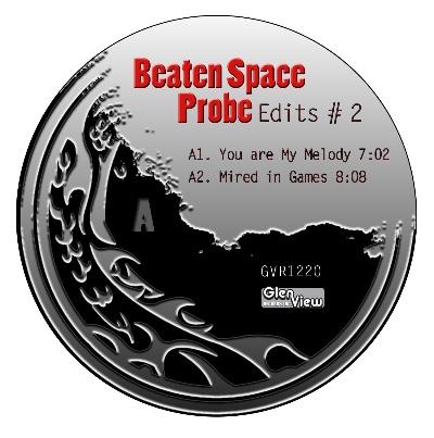 "Beaten Space Probe/EDITS #2 12"""