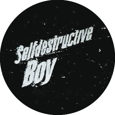 "Celebrine/SELFDESTRUCTIVE BOY 12"""