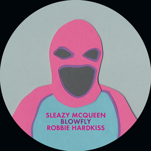 """Sleazy McQueen/THE WALKING BEAT 12"""""""