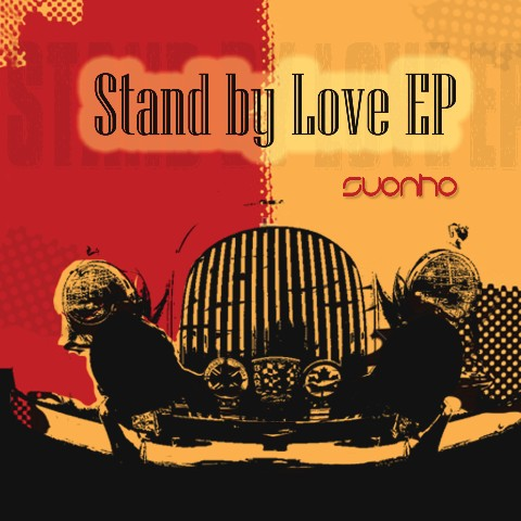 """Suonho/STAND BY LOVE EP CLEAR VINYL 7"""""""