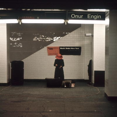 Onur Engin/MUSIC UNDER NEW YORK DLP