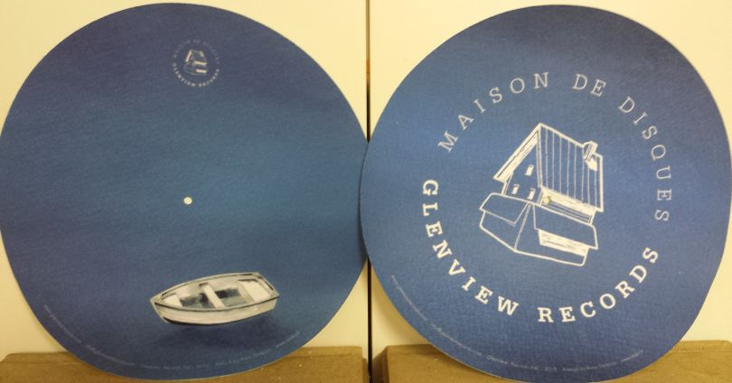 Glenview Records/SLIPMATS (PAIR)