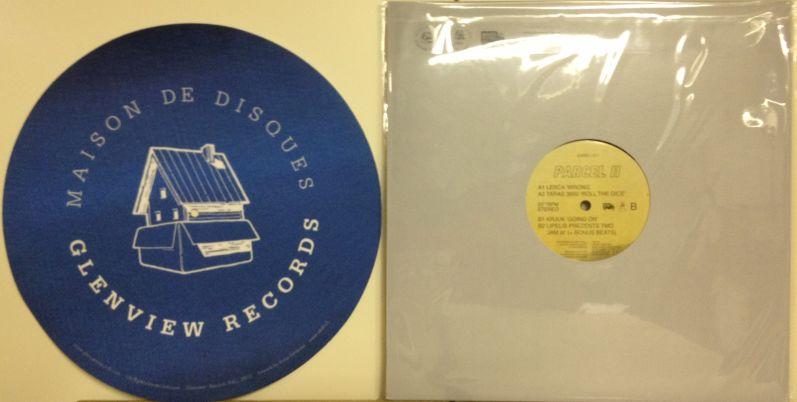 "Beats Delivery/PARCEL II 12"" + SLIPMAT"