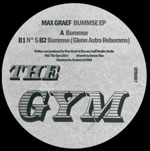 """Max Graef/BUMMSE EP 12"""""""