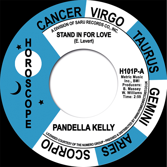 """Pandella Kelly/STAND IN FOR LOVE 7"""""""