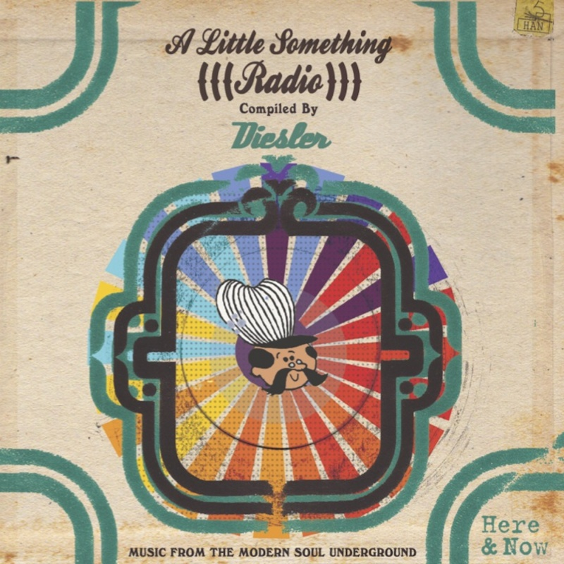 Diesler/A LITTLE SOMETHING RADIO CD